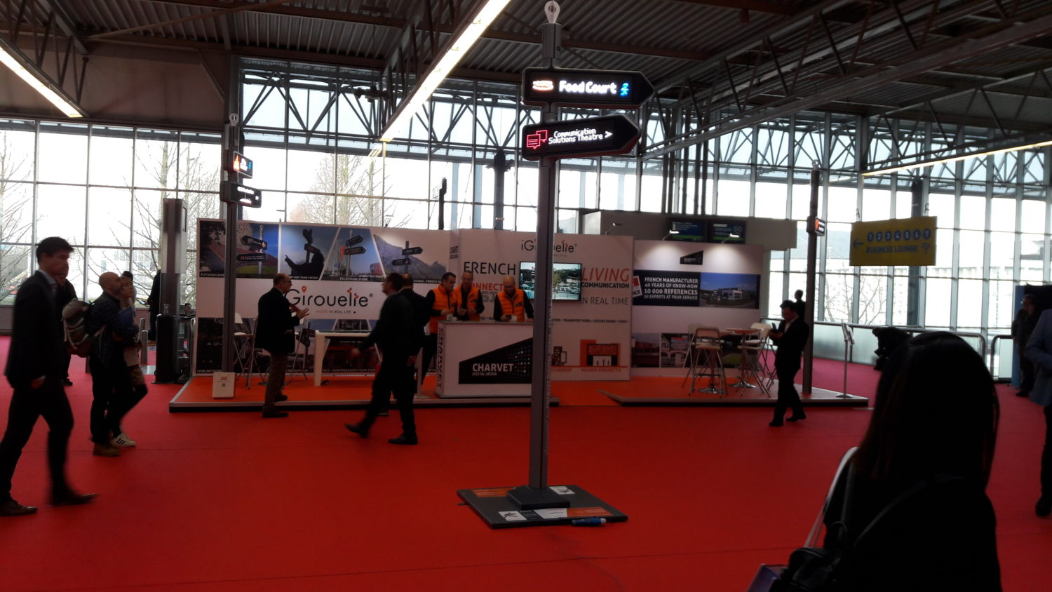 <strong>iGirouette®</strong> at Trade Fairs