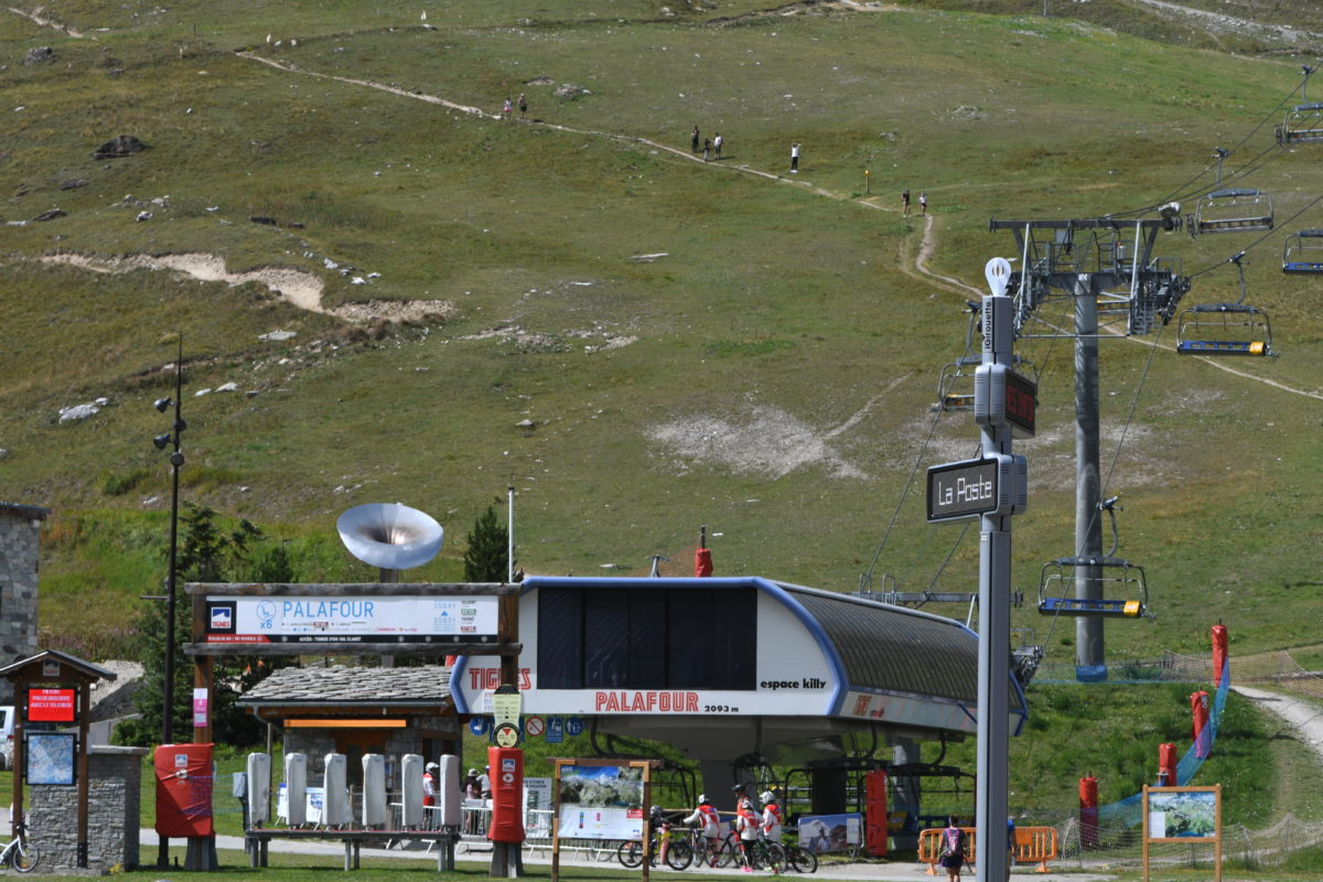 <p><strong>iGirouette®</strong> at the foot of the slopes</p>