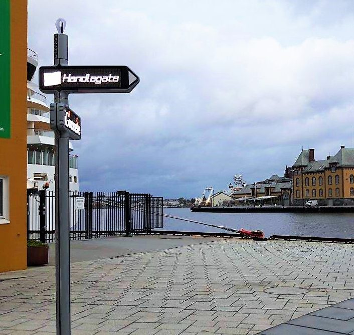 <strong>iGirouette® </strong>in Norway!