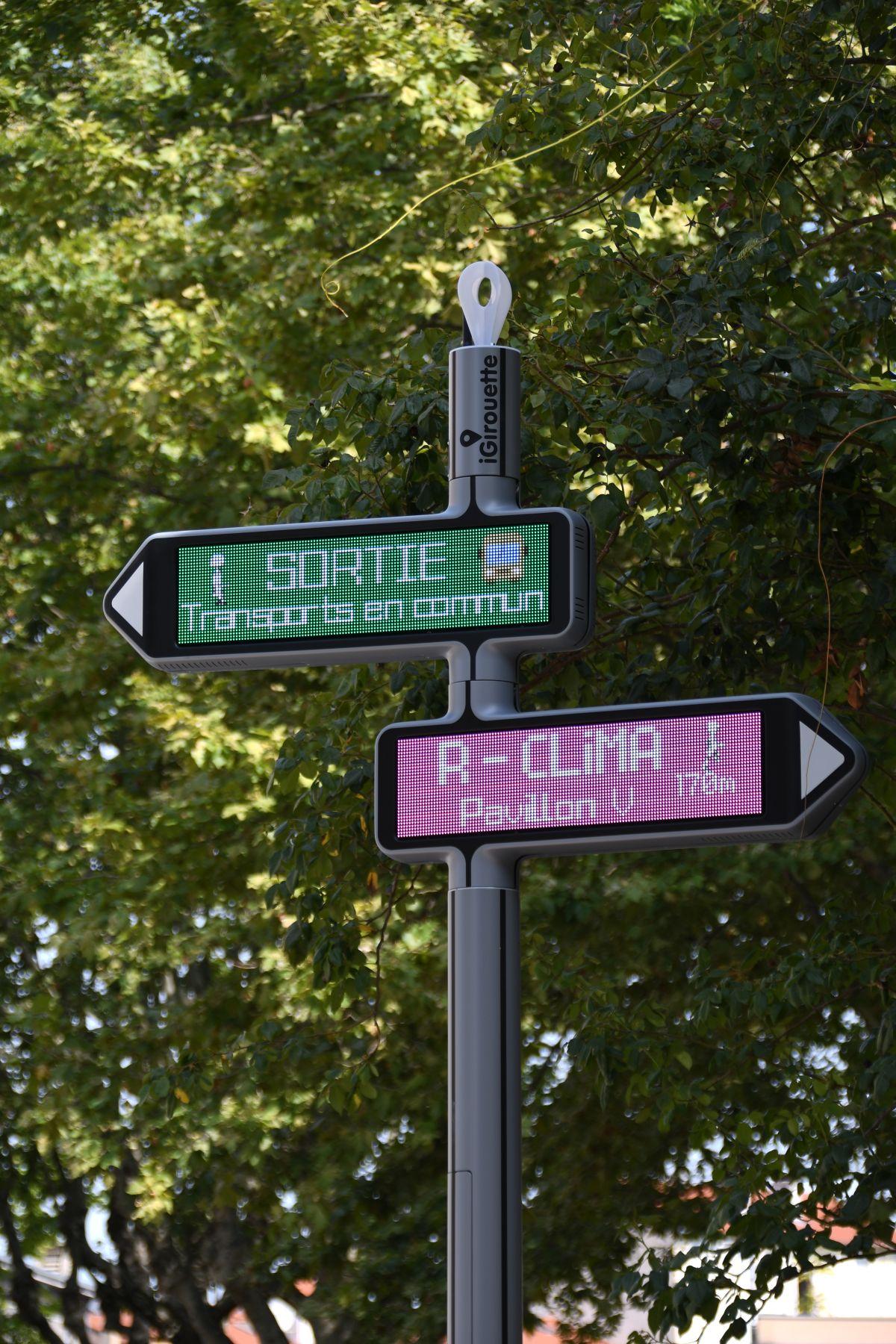 The Hospices Civils de Lyon chose <strong>iGirouette®</strong>!
